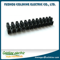 copper plastic strip connector barrier terminal block