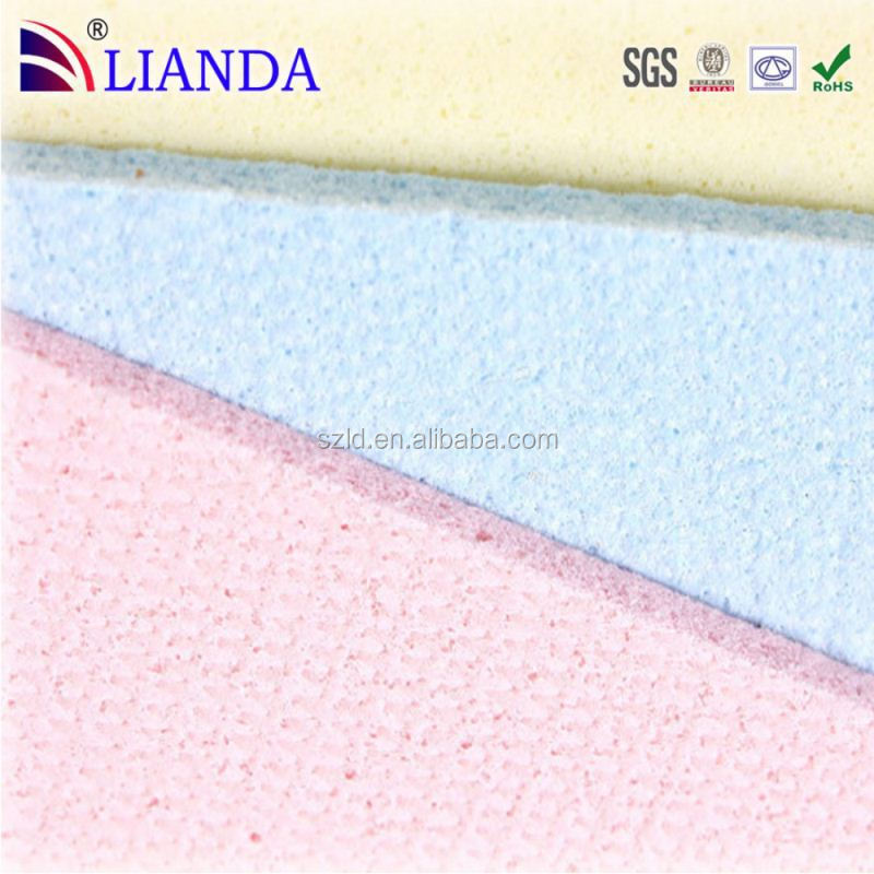 Chinese manufacturer compressed cellulose sponge cloth dish cloth
