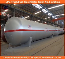 China LPG Tank,100cbm Liquid Propane Gas Tanker for sale