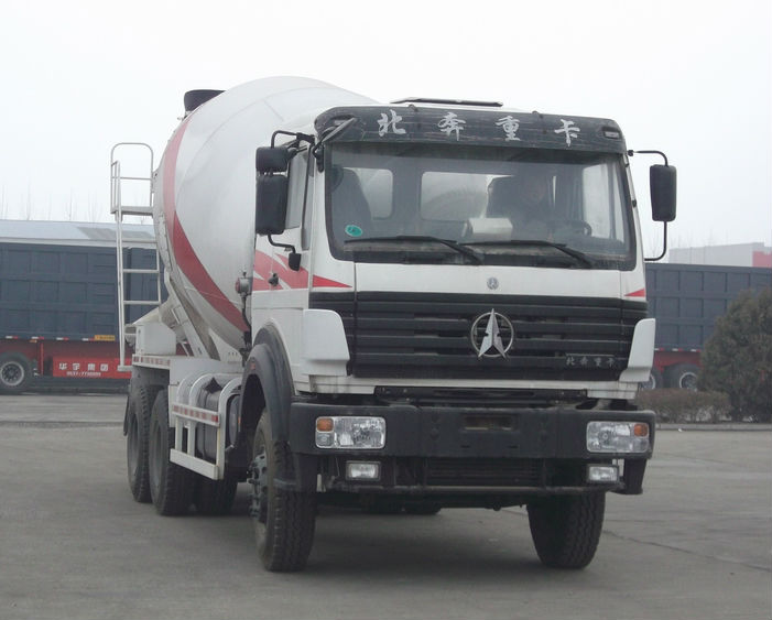 100pct new concrete mixer transport truck /trailer for sale