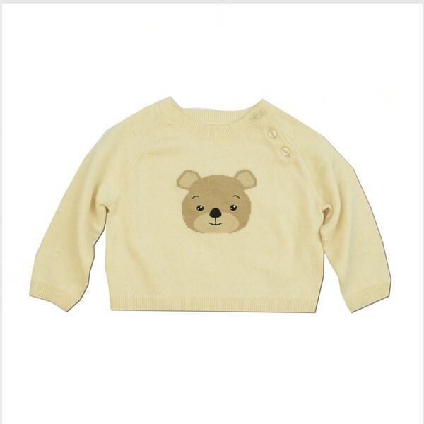Latest design kids knitting sweater patterns wool sweater for kids