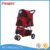 Wholesale High Quality Dougez Pet Stroller 3 Wheels Cat Dog Cage Outdoor Pet Stroller Travel Folding Carrier