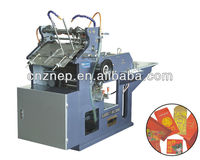 ZNHB-210 competitive price pocket envelope making machine