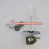 New Silver Fuel Petcock Valve For Honda XR100R CRF100 CRF XR 100 R ATV