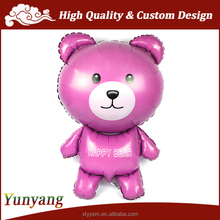 Cheap helium balloon Teddy bear, animal balloons