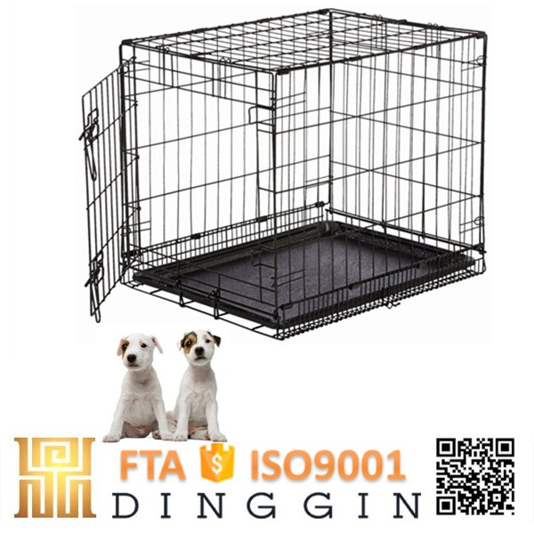 Travel wire dog carrier for sale