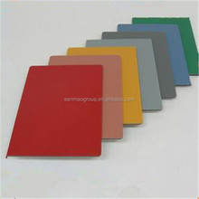 exterior wall cladding plastic price /decorative wall covering panels
