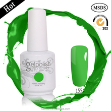 China cosmetic factory 567 colors gelpolish,nail polish essie soak off,uv brushes gel with brushes