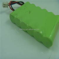 7.2v 2300mah ni-mh aa rechargeable battery pack nimh 2300mah 7.2V battery pack