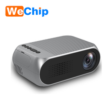 JoinWe YG320 Portable TFTLCD HD 320X240 Pixels 1080P AV USB HDMI LED Mini Projector Smart Home Cinema Theather Video Projector