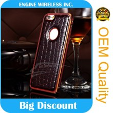 chinese phones spares wallet detachable magnet leather case for iphone 4