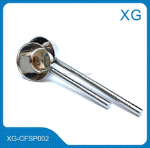 Kitchen utensils stainless steel water bailer/long handle metal bailer/kitchen accessories