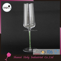 Mytest Factory Price Glass champagne YHL16FL049