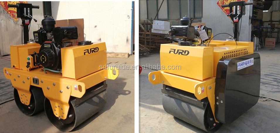 Factory Sales Vibratory Roller For Sale (FYL-S600C)
