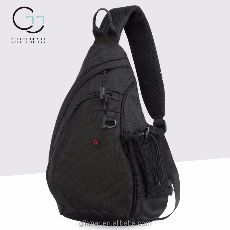Trendy College Branded Sling Bag For Boys,Leisure Triangle ...