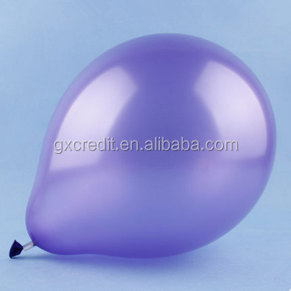Good quality latex free balloons