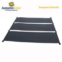 Plastic solar pool heater collectors made in china