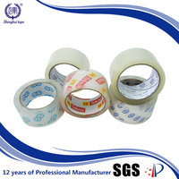 China Factory Polypropylene Sealing OPP Tape Bulk Sale