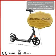 Well packaging 49cc mini moto benzin child gas pocket benzinli electric scooter