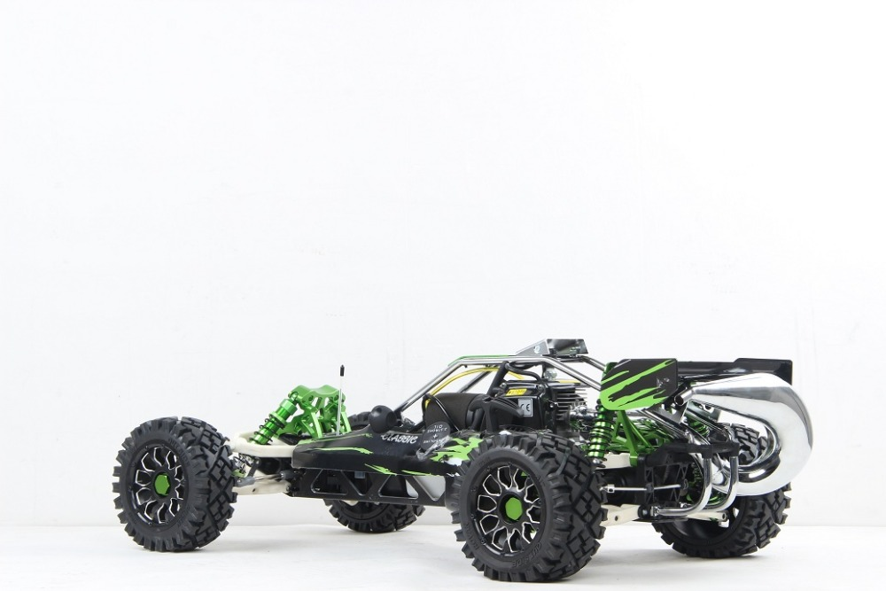 New style 1/5 RC gas car Rovan Baja 320AG (new specification) with 32cc motor
