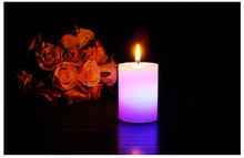 Brand new 110-240v 0.5w e12 e14 led candle light fancy birthday candles remote control flameless led candle