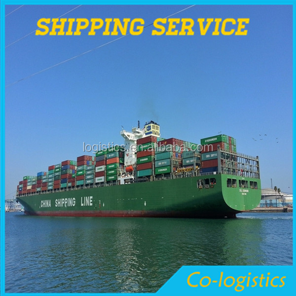 Sea freight agent service from China to Europe--Penny
