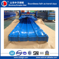 galvalume material roof sheet plain roof tile