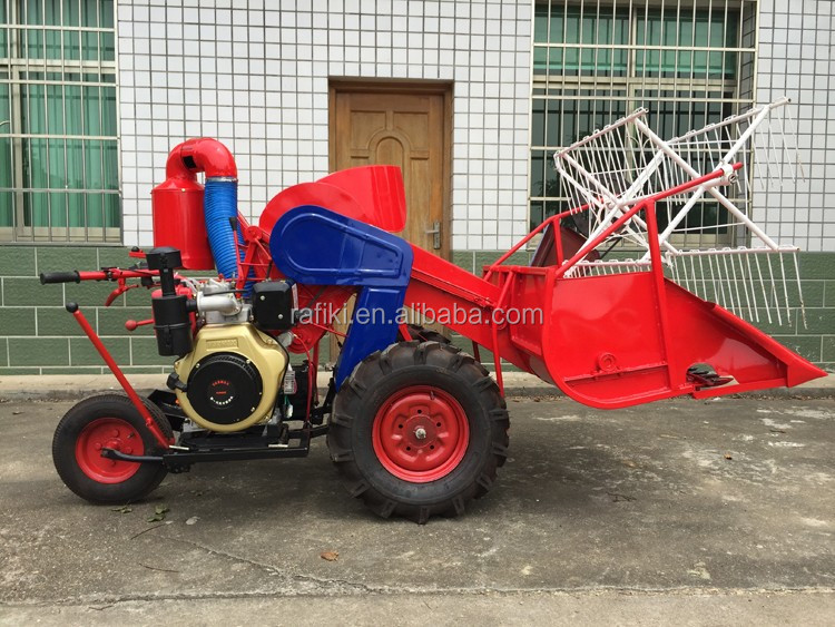 WHEEL-TYPE LIGHT-DUTY COMBINE HARVESTER 4LZ-0.6/combine harvester/price of rice harvester