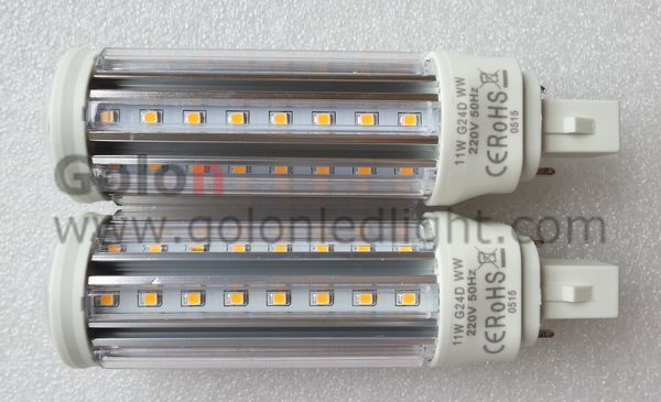 Led Pl 9w 6400k Lamp Replacement Of Daylight Pl 18w 110