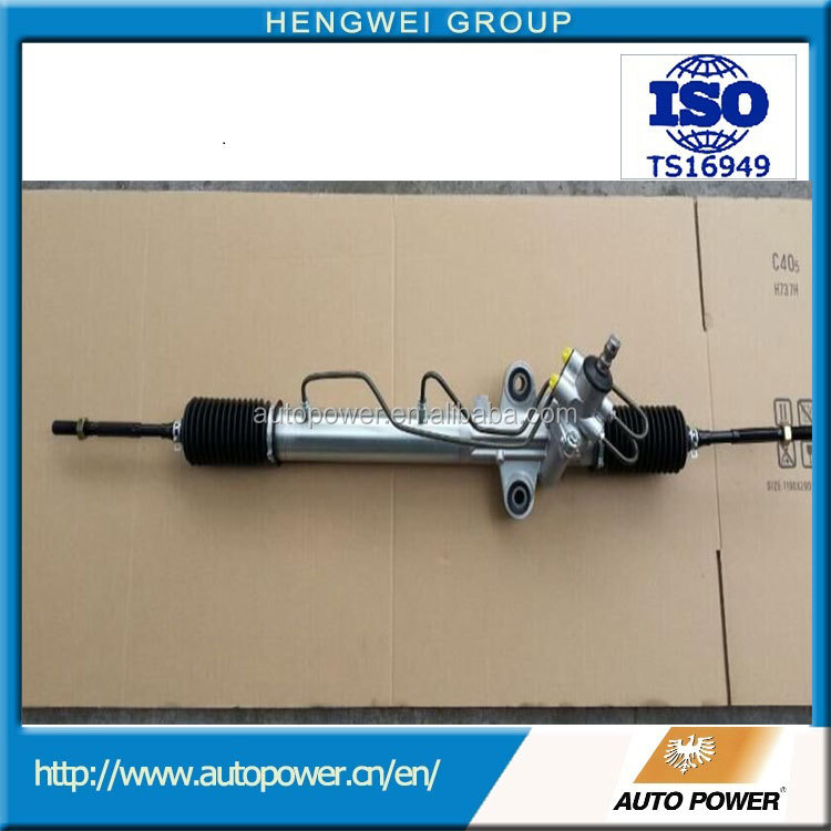 for toyota hiace kdh200 steering gear with oem 44200-26470 44200-26471 toyota hiace kdh200 power steering rack