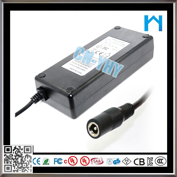 desktop switching power supply/adapter 12v 10a dc power ac dc adapter for cctv 120w