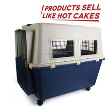 Fast color promotional expanded metal dog cage