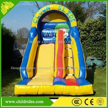 Inflatable Bouncer Castle with Slide Kids Inflatable Jumping Castle