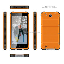 Cheap price Dual Sim Shockproof Dustproof Cell Mobile Android smart Rugged 3G Smart Phone W8