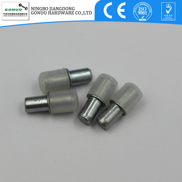 Galvanized round plastic head bolt