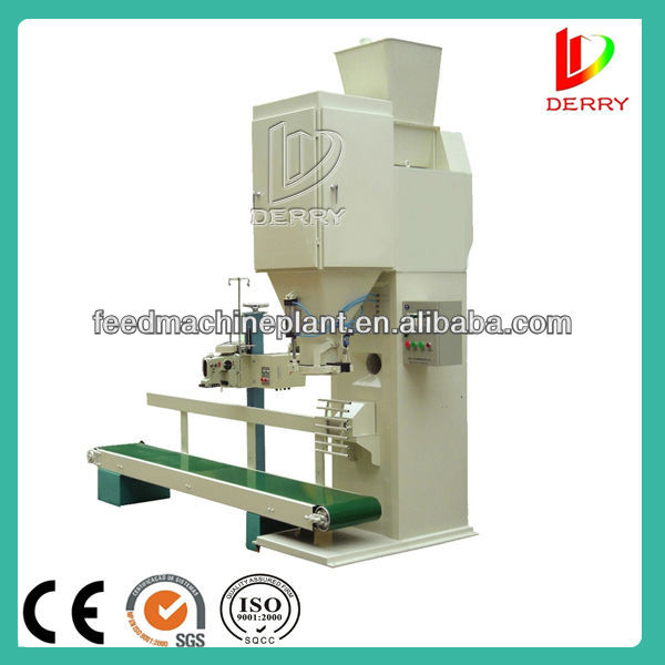 Automatic sand/cement/dry motar package machine