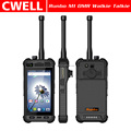 Runbo M1 4.7 Inch Screen Android IP67 Waterproof Android 6.0 Marshmallow Analog/DMR Walkie Talkie Latest 5G Mobile Phone