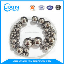 AISI 52100 Chinese Bulk Solid Chrome Steel Balls for Bearings with Best Quality