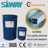 Two Component Sealant adhesive Silicone Insulating Glass glazing sealant with high quality