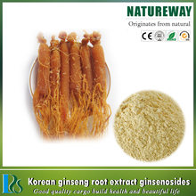 Competitive price 80% ginsenoside korean ginseng extract