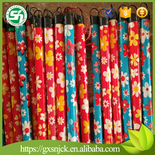 Hot sale natural wooden broom stick/handle for wholesale