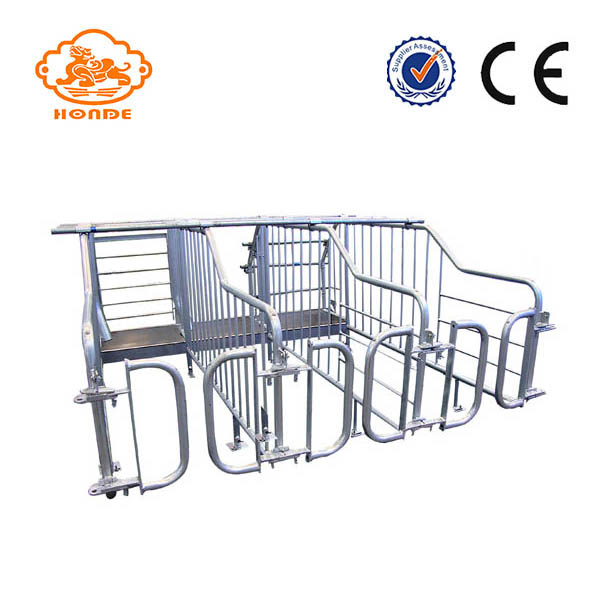 Farm Machinery Agricultural Swine Breeding Equipment Pig Gestation Crates Cage For Pig Livestock