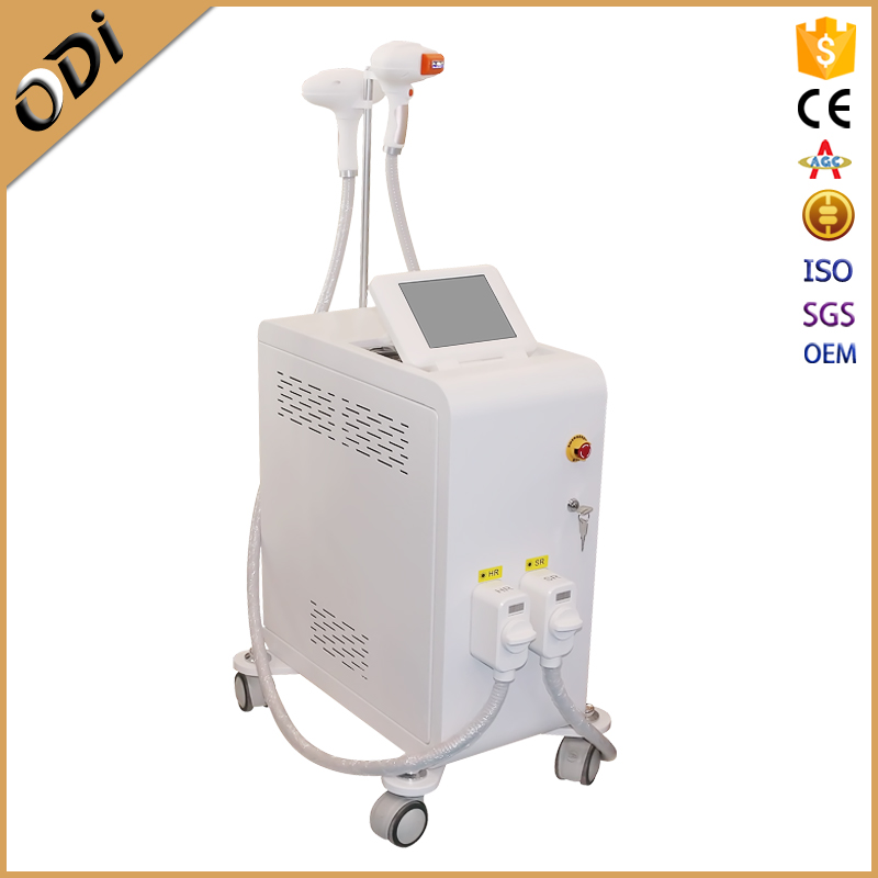 OPT machine shr hair removal ipl beauty machine beauty salon equipment in dubai