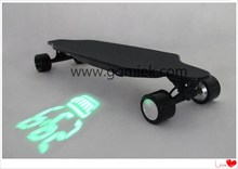 Electric Skateboard Drive Canadian maple wood e scooter with PU good quanlity wheel