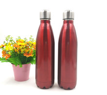 Single wall Swell 500ML stainless steel bottles with painting