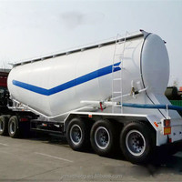 China Manufacturer Huayu 3 Axle Bulk