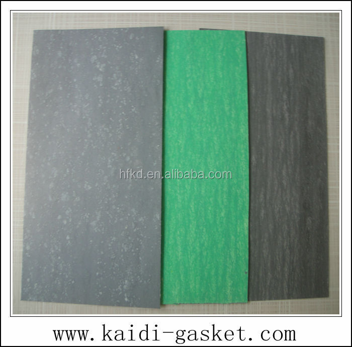 High resistant oil non asbestos rubber gasket sheet with cheap price