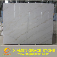Chinese Guangxi White Marble White Carrara Marble Prices For Sale
