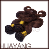 Girls Hair Cutting Styles Cheap Double Drawn Raw Unprocessed Chocolate Hair Extensions Virgin Indian Hair Weave Color #4