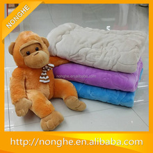 New Arrival custom korean mink blanket With Factory price
